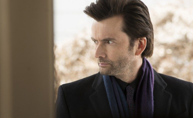 David Tennant to Star in Dean Devlin's 'Bad Samaritan'
