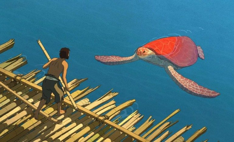 Check Out the Majestic Trailer for 'The Red Turtle'