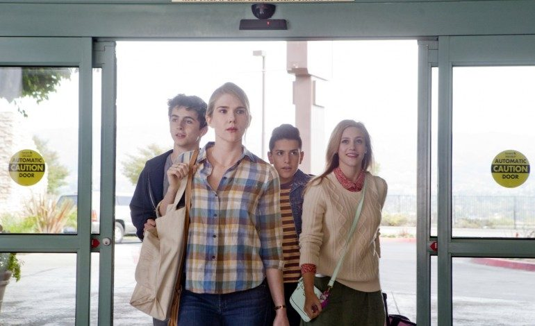 Movie Review – 'Miss Stevens'