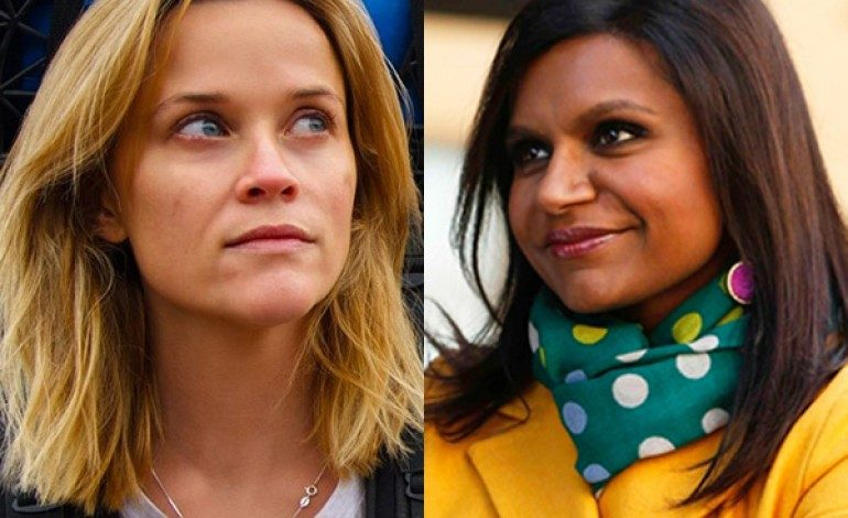 Reese Witherspoon and Mindy Kaling in Talks for Disney's 'A Wrinkle in Time'