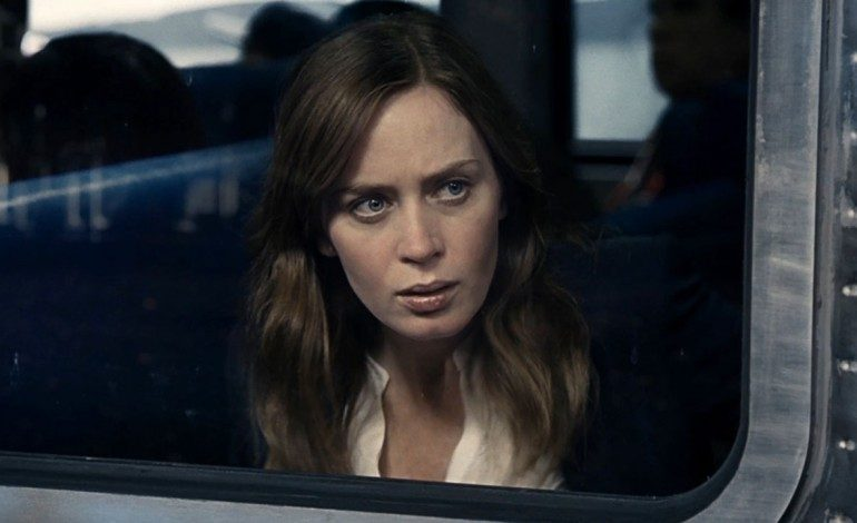Movie Review – 'The Girl on the Train'