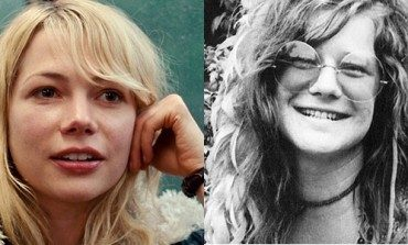 Michelle Williams Circling Janis Joplin Biopic