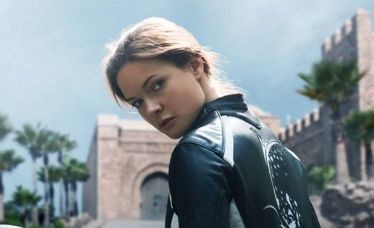 Rebecca Ferguson Will Star in 'The Lady and the Panda'