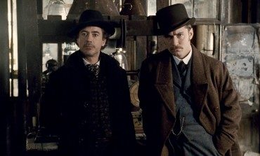 Robert Downey Jr. Taunts Fans With 'Sherlock Holmes 3' Tweet