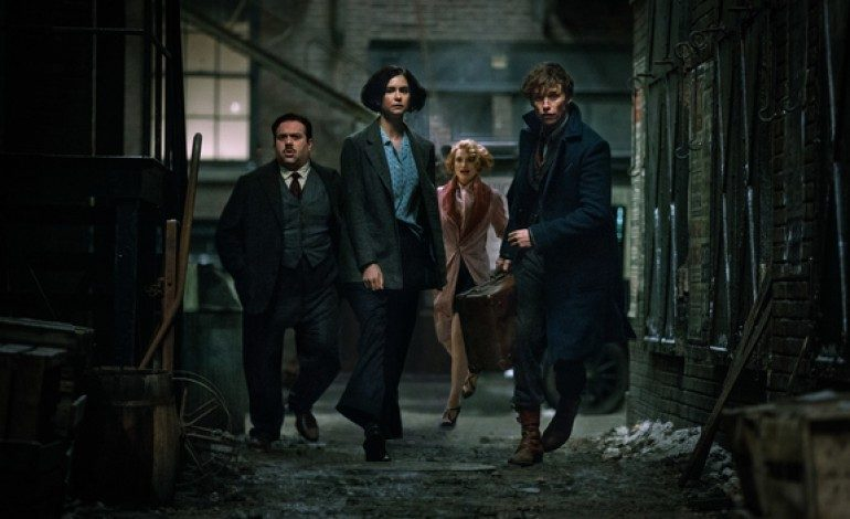 'Fantastic Beasts' $75M Tops Weekend Box Office