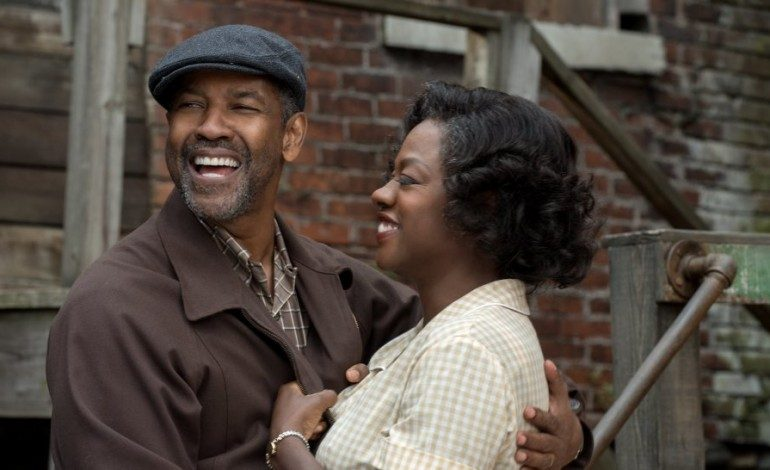 Check Out the Explosive New Trailer for 'Fences' Starring Denzel Washington and Viola Davis