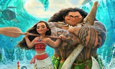 Movie Review – 'Moana'