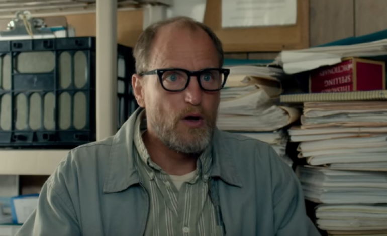 """Check Out the """"Positively Negative"""" First Trailer for 'Wilson' Starring Woody Harrelson"""