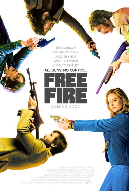 free-fire large poster
