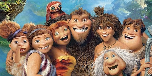 First Look at DreamWorks Animation Sequel for 'The Croods: A New Age'