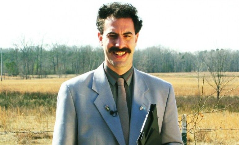 Borat 2's Extremely Long Title Unveiled