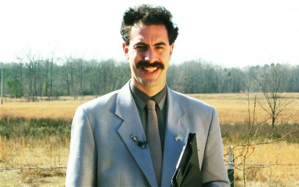 Borat 2 to Not Only Release on Amazon Prime, but Will Premiere a Day Before the Election