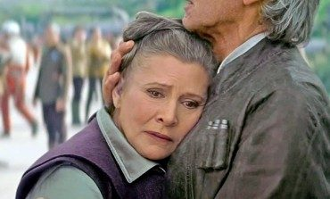 'Star Wars' Royalty, Carrie Fisher, Dies at 60