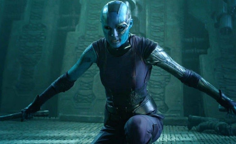 Karen Gillan Confirms Nebula Role in 'Avengers: Infinity War'