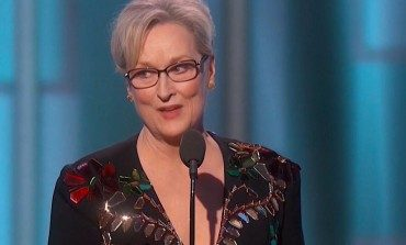 Hear Meryl Streep's Politically Charged and Emotional Golden Globes Speech