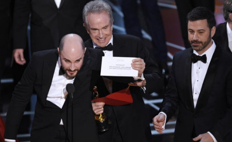 Oscars: Accountants Responsible for Best Picture Flub Will Not Be Invited Back