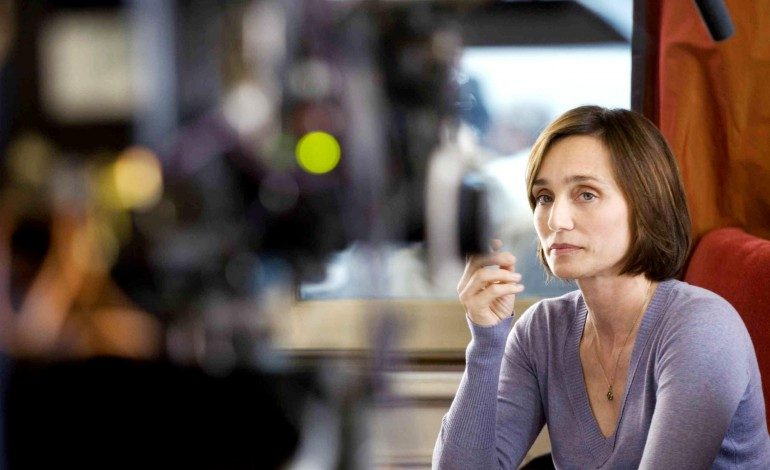 Kristin Scott Thomas is Director/Star of  'The Sea Change'