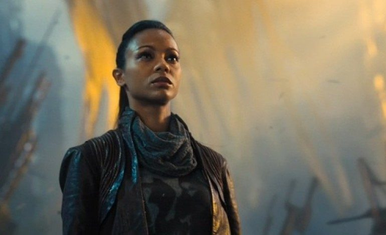 Zoe Saldana to Star in Action-Thriller 'Hummingbird'