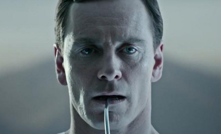 Check Out Michael Fassbender in 'Alien: Covenant' Ad Campaign