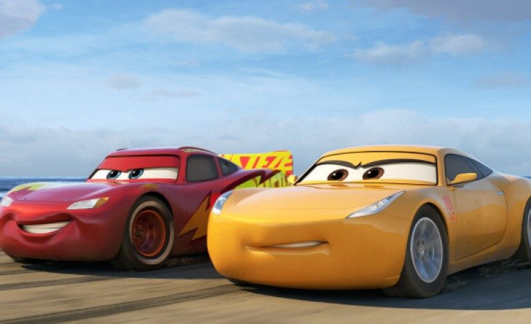 Lightning McQueen Rides Again in Pixar's New 'Cars 3' Trailer