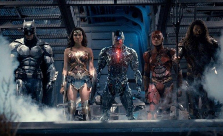 New 'Justice League' Poster Lands Ahead of Saturday's Trailer Premiere