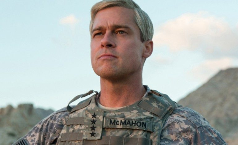 Check Out Brad Pitt and Tilda Swinton in 'War Machine' Trailer