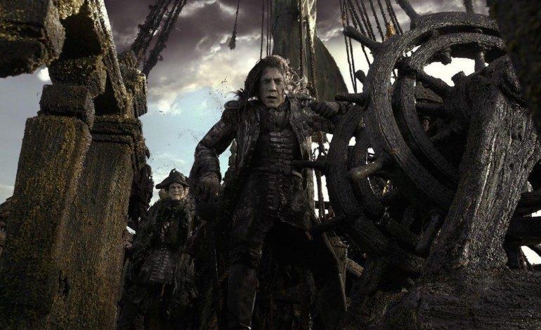 Pirates Infect the Seas Again in New 'Pirates of the Caribbean: Dead Men Tell No Tales' Trailer and Poster