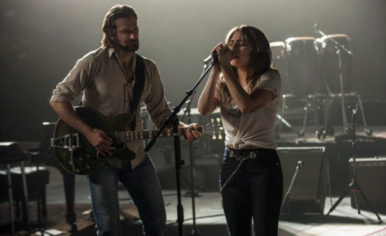 Check Out the First Image of Bradley Cooper and Lady Gaga in 'A Star is Born'