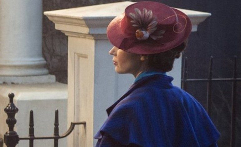 Latest Peek at 'Mary Poppins Returns'