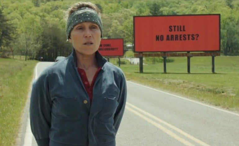 Golden Globes Winners: 'Three Billboards' Picks Up Four Including Best Picture