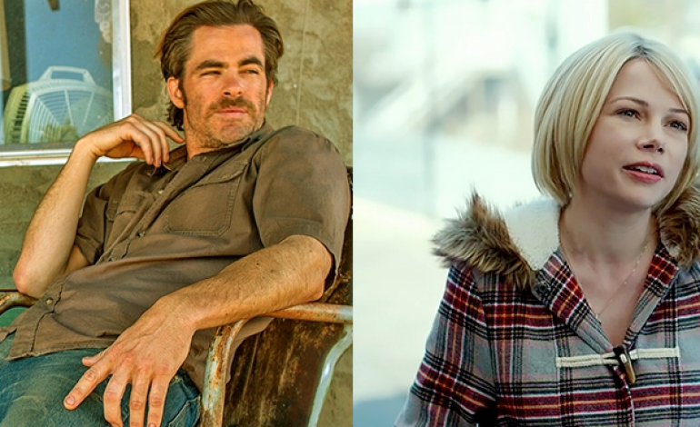 Chris Pine and Michelle Williams in Talks to Headline 'All the Old Knives'
