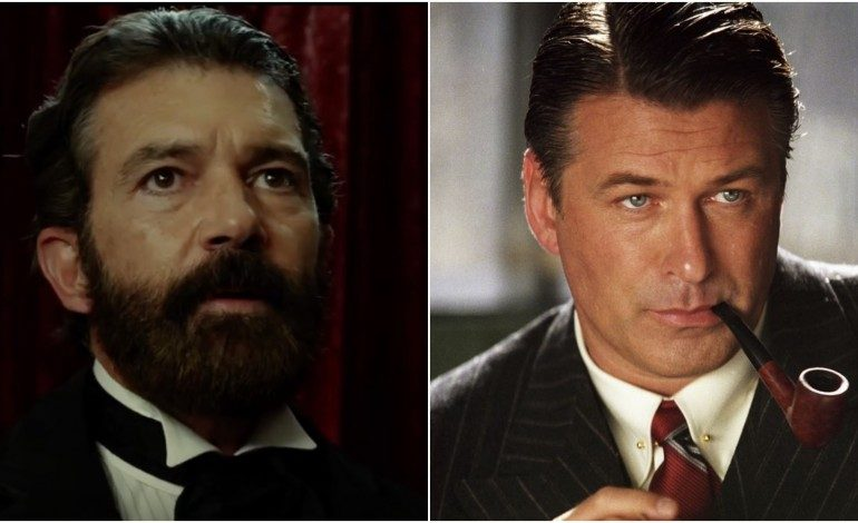 Antonio Banderas and Alec Baldwin to Star as Lamborgini and Ferrari in Film 'Lamborghini – The Legend'