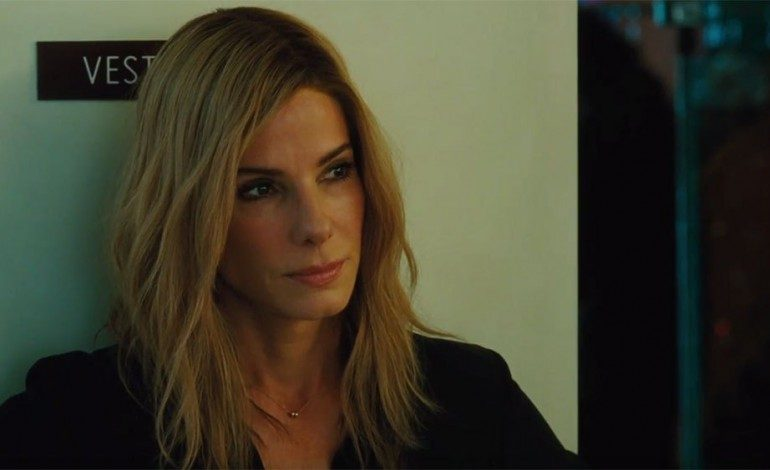 Sandra Bullock Attached to Star in 'Cash Truck'