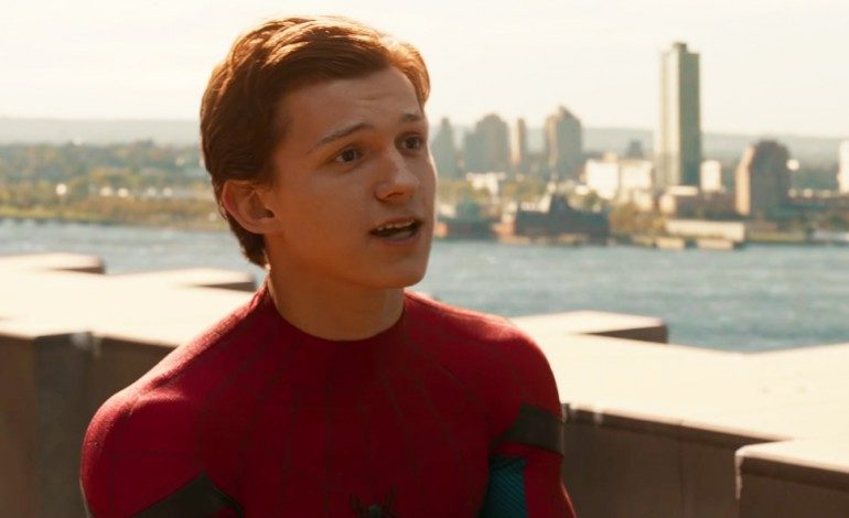 Sony Recruits 'Spider-Man' Tom Holland for 'Uncharted'