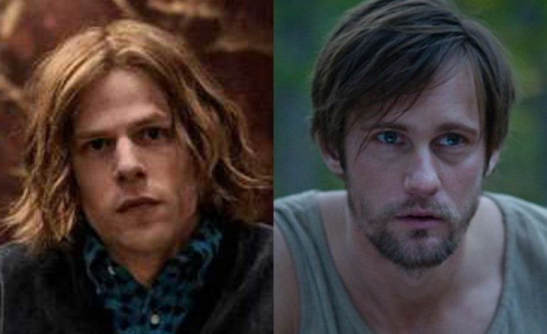 Jesse Eisenberg and Alexander Skarsgard to Play Crime Cousins in 'The Hummingbird Project'