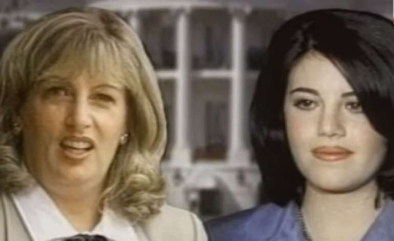 Monica Lewinsky-Linda Tripp Movie Lands at Amazon Studios