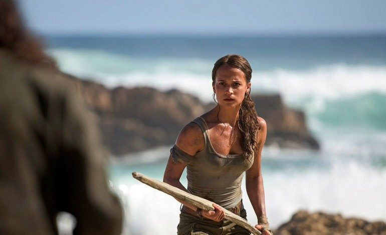 See More of Alicia Vikander in a New 'Tomb Raider' Trailer