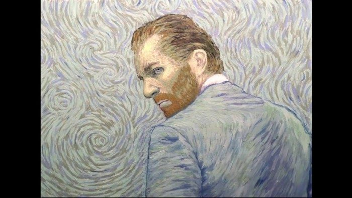 Vincent Van Gogh from 'Loving Vincent'