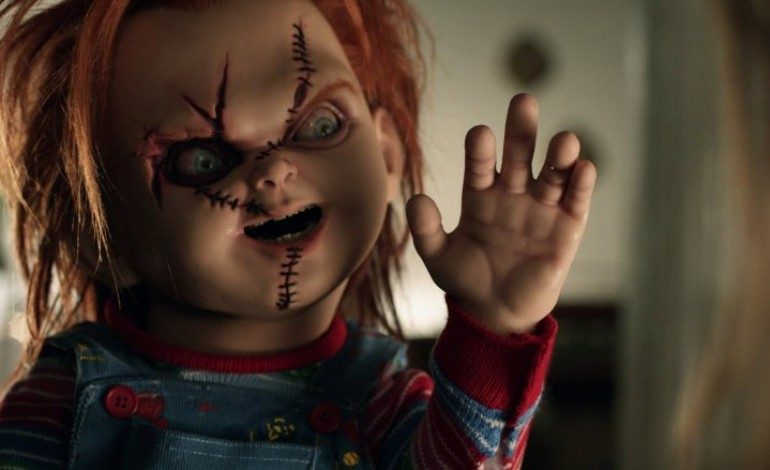 'Child's Play' Poster Makes Jabs at Weekend's Competition
