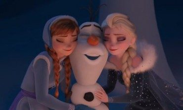 New 'Frozen' Holiday Short to Premiere in Front of Pixar's 'Coco'