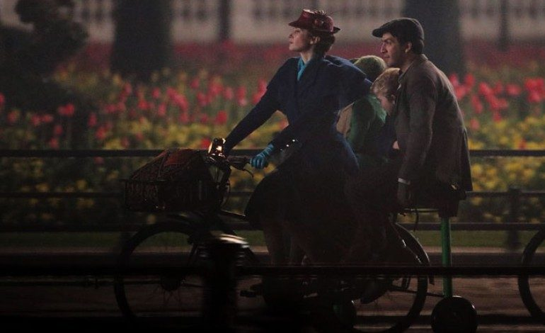 'Mary Poppins Returns' Director Explains Julie Andrews' Decline to Cameo