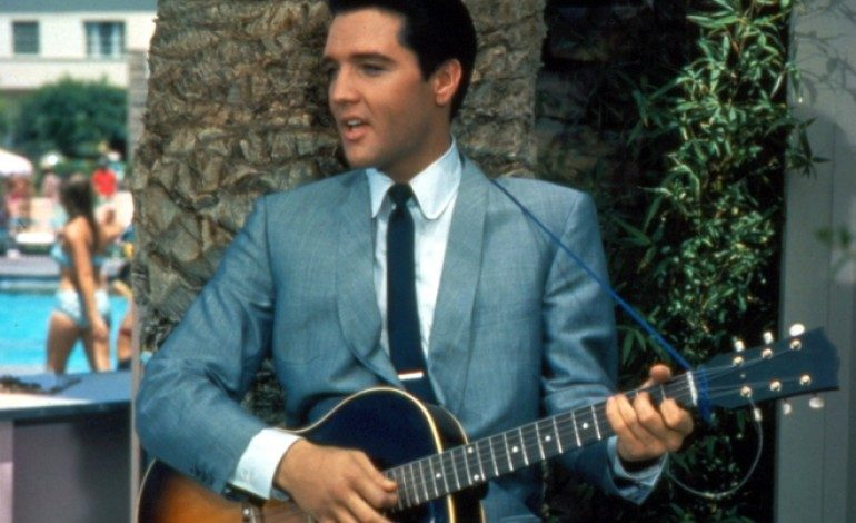 Elvis Presley's Manager to Receive Biopic