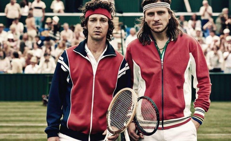 'Borg Vs. McEnroe' Illustrates the Rivalry Between Two Tennis Pros in New Trailer