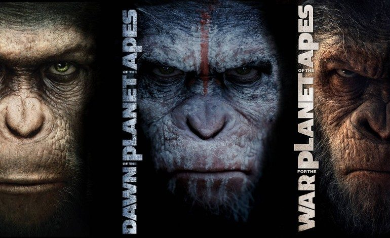 Witness the 'Apes' on the Big Screen in Triple Feature at AMC Theaters