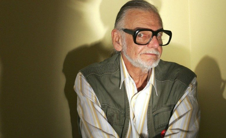 'Night of the Living Dead' Director George Romero Dies at 77