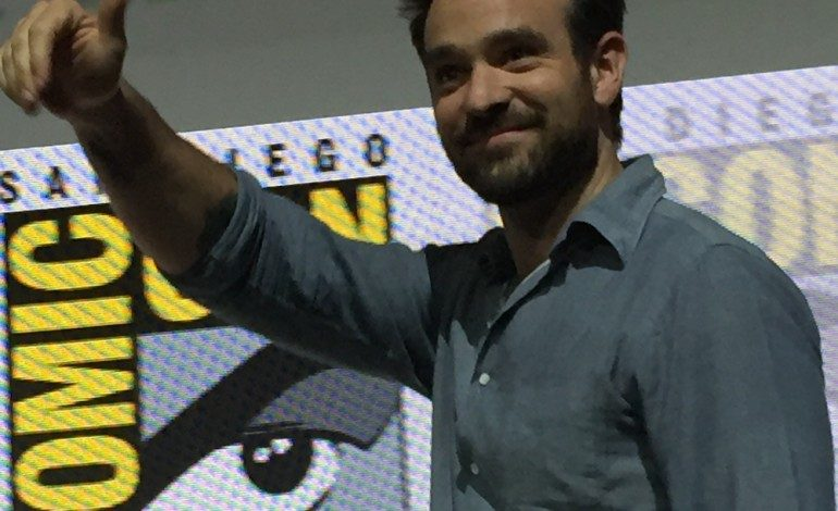 Confirmed Seen on the Set of 'Spider-Man 3' 'Daredevil' Actor Charlie Cox Wraps Filming