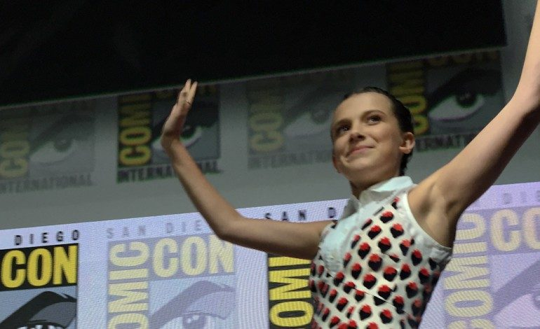 Millie Bobby Brown To Produce and Star in Netflix's Adaptation of 'The Girls I've Been'