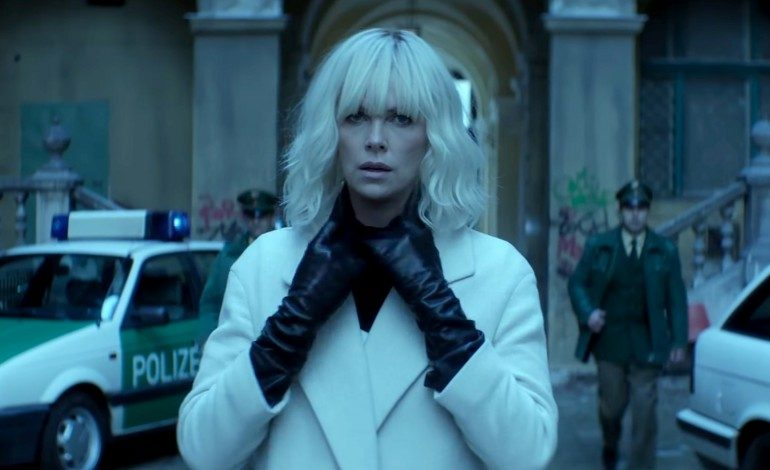 Movie Review — 'Atomic Blonde'