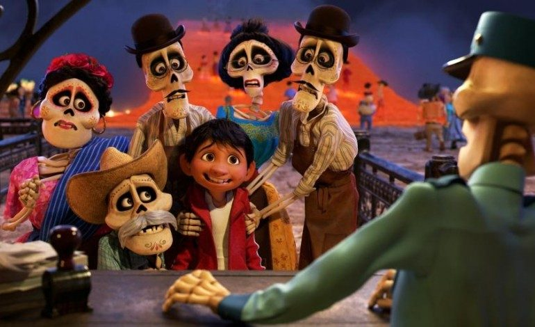 See the New Trailer for Disney's 'Coco'