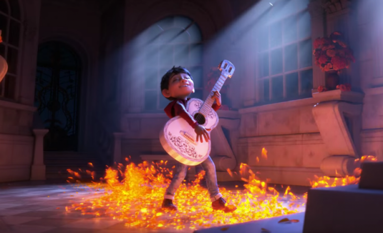 Pixar's Animated Feature 'Coco' to Premiere at Morelia International Film Festival